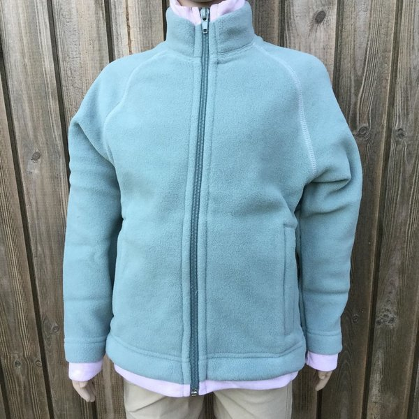 Childs Fleece Top