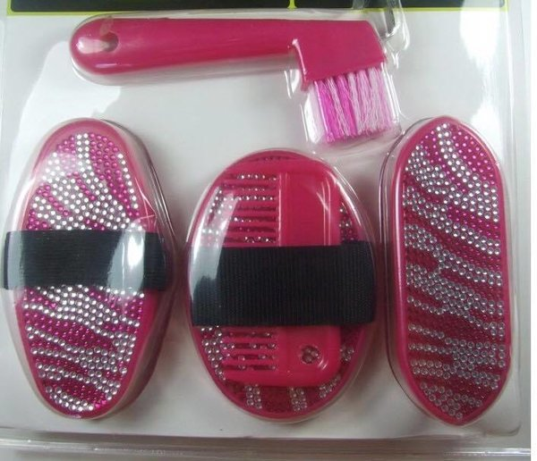 Glitter Junior Grooming Kit
