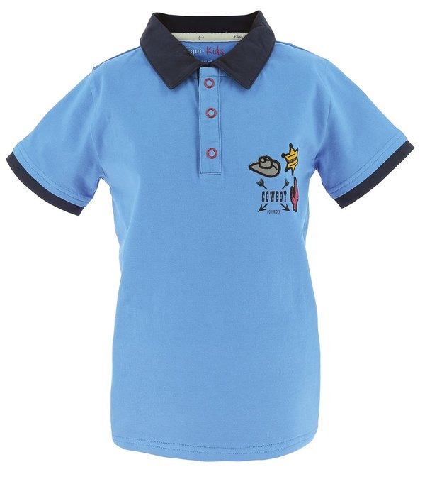 Childs Cowboy Polo Shirt